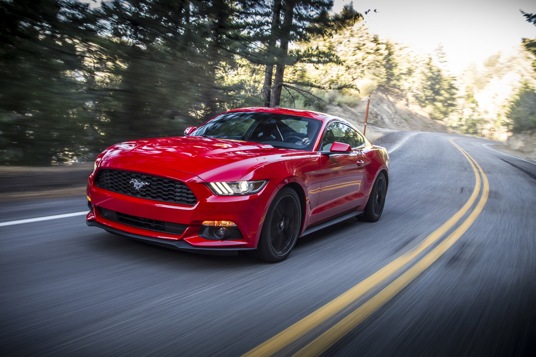 Ford Mustang GT Fastback: Mut zu Macho und Muskeln