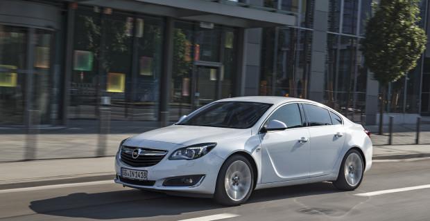 Opel gibt Gas