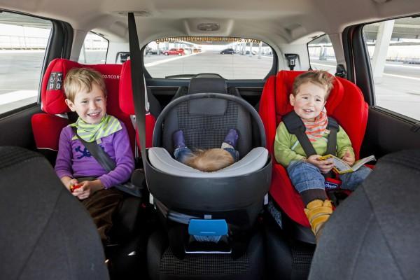 Kindersitze & Co.: Die Jüngsten benötigen extra Schutzmaßnahmen