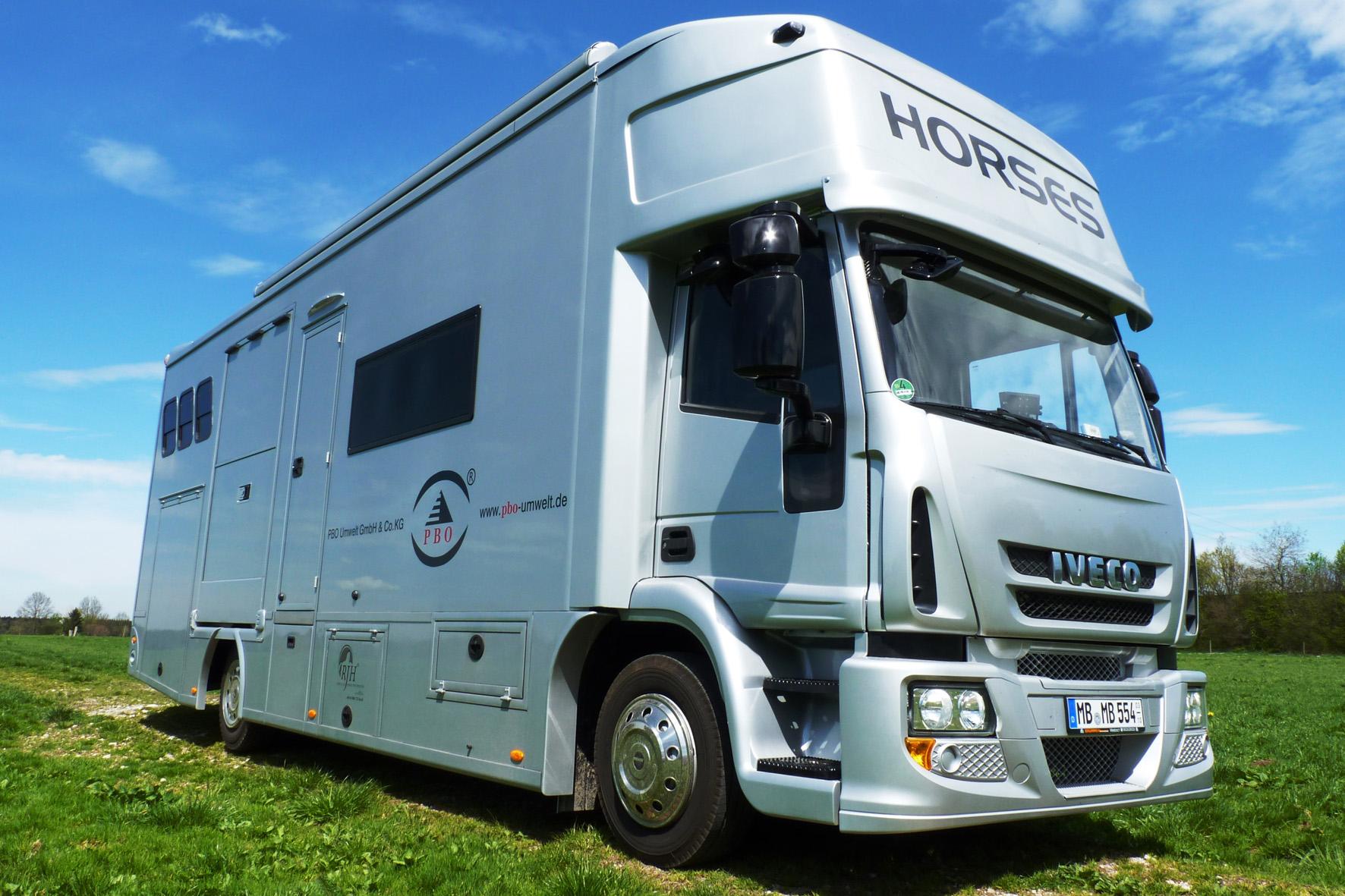 Iveco: Für Ross und Reiter