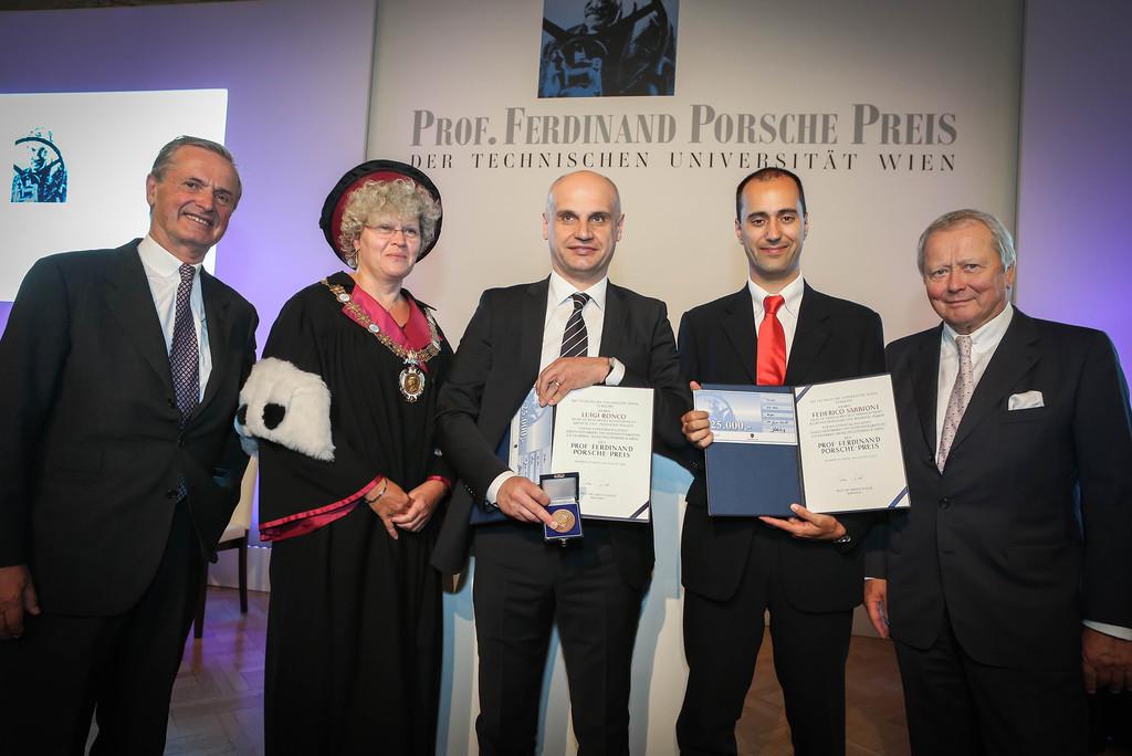 Porsche-Preis für Motorradairbag-Jacke