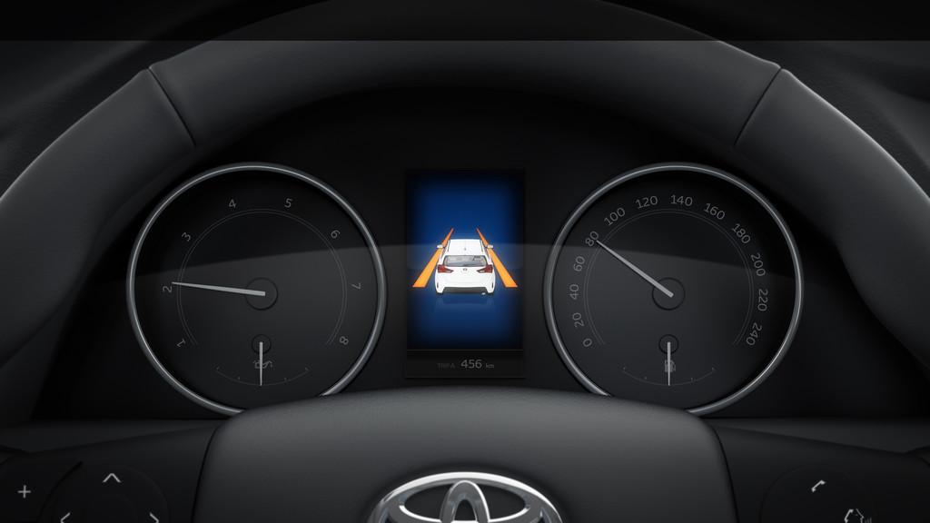 """Toyota bringt """"Safety Sense"""" auch in die Kleinwagen"""