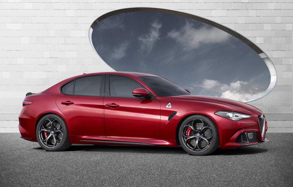 Weltpremiere: Alfa Romeo Giulia