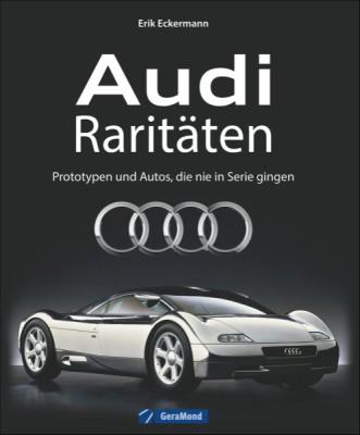 auto.de-Buchtipp: Audi Raritäten