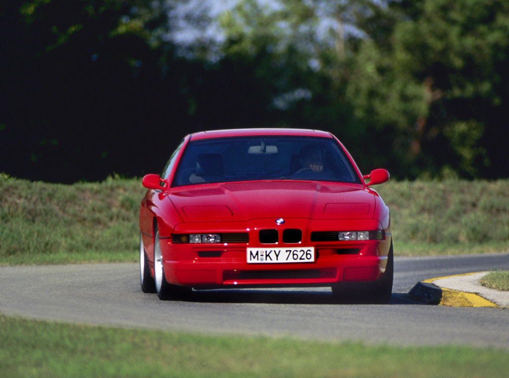 Panorama Investment Tipp: BMW 8er E 31 - Kurz nach Acht