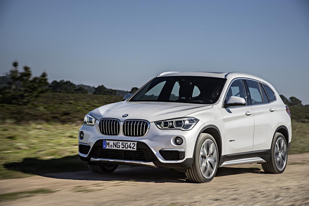 Neuer BMW X1 drängt in die nächsthöhere Klasse
