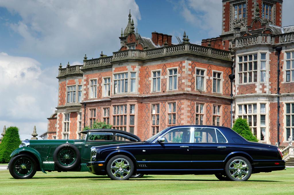 Der Bentley der Queen: Leder nur für den Kutscher