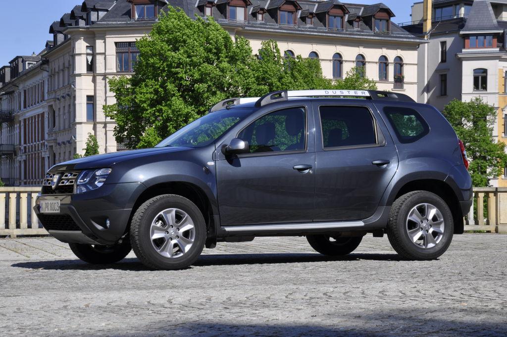 Test Dacia Duster dCi 110 4x4 – Schuster, bleib bei deinem Leisten