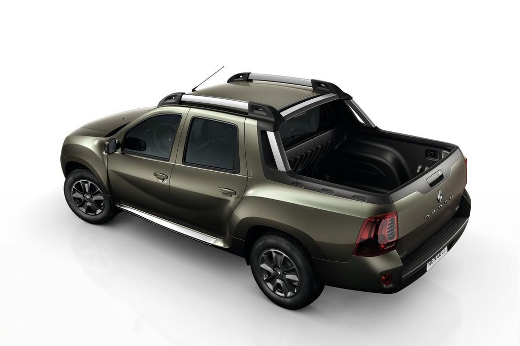 Zweimal Dacia nur für Lateinamerika