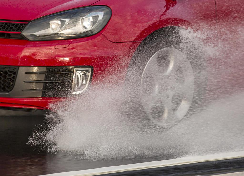 Ratgeber: Zu niedriger Reifendruck hebt das Unfallrisiko