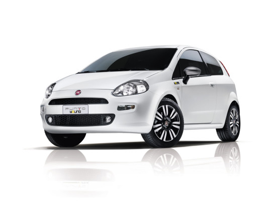 Fiat Punto wird aufgepeppt