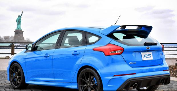 Goodwood 2015: Ford lässt den Focus RS von der Leine
