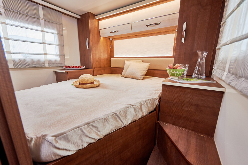 Forster bringt Integriertes Reisemobil unter 60.000 Euro