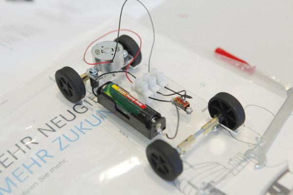 Lehrer-Unterrichtsmaterial von Daimler-Genius