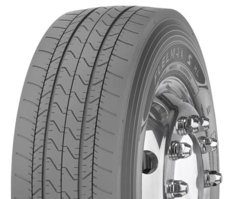 Goodyear: Ausgezeichnung für den Reifen mit drei Leben