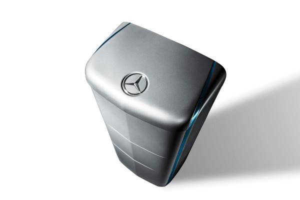 Mercedes-Benz-Energiespeicher für Privatkunden