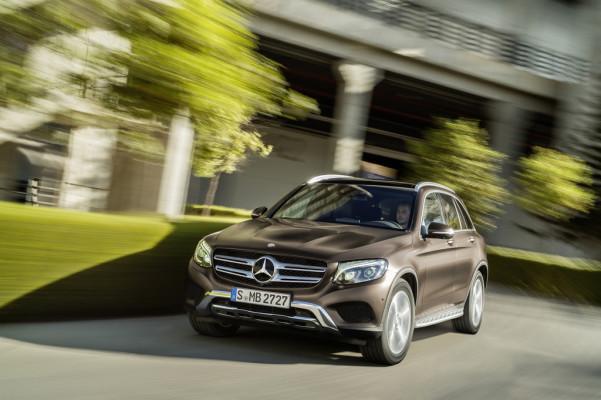 Erste Fahrt im Mercedes GLC: Sinnliche Klarheit statt klarer Kante