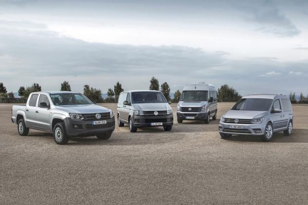 VW lieferte 36.900 Nutzfahrzeuge aus
