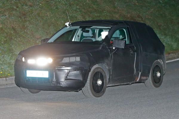 Erwischt: Erlkönig Seat SUV