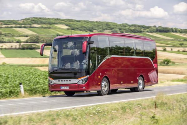Daimler zeigt drei Omnibusse auf dem RDA-Workshop