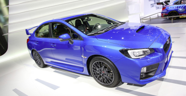 35 Jahre Subaru: Alles so schön symmetrisch hier