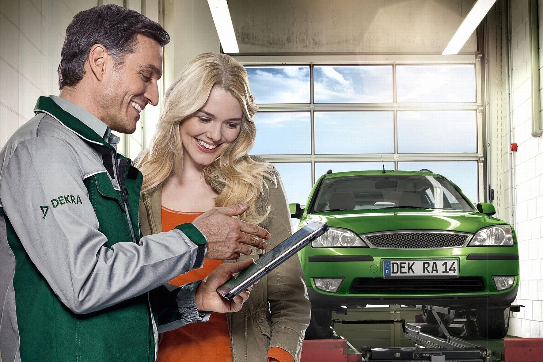 Dekra und DVW: Gratis-Auto-Check für junge Fahrer