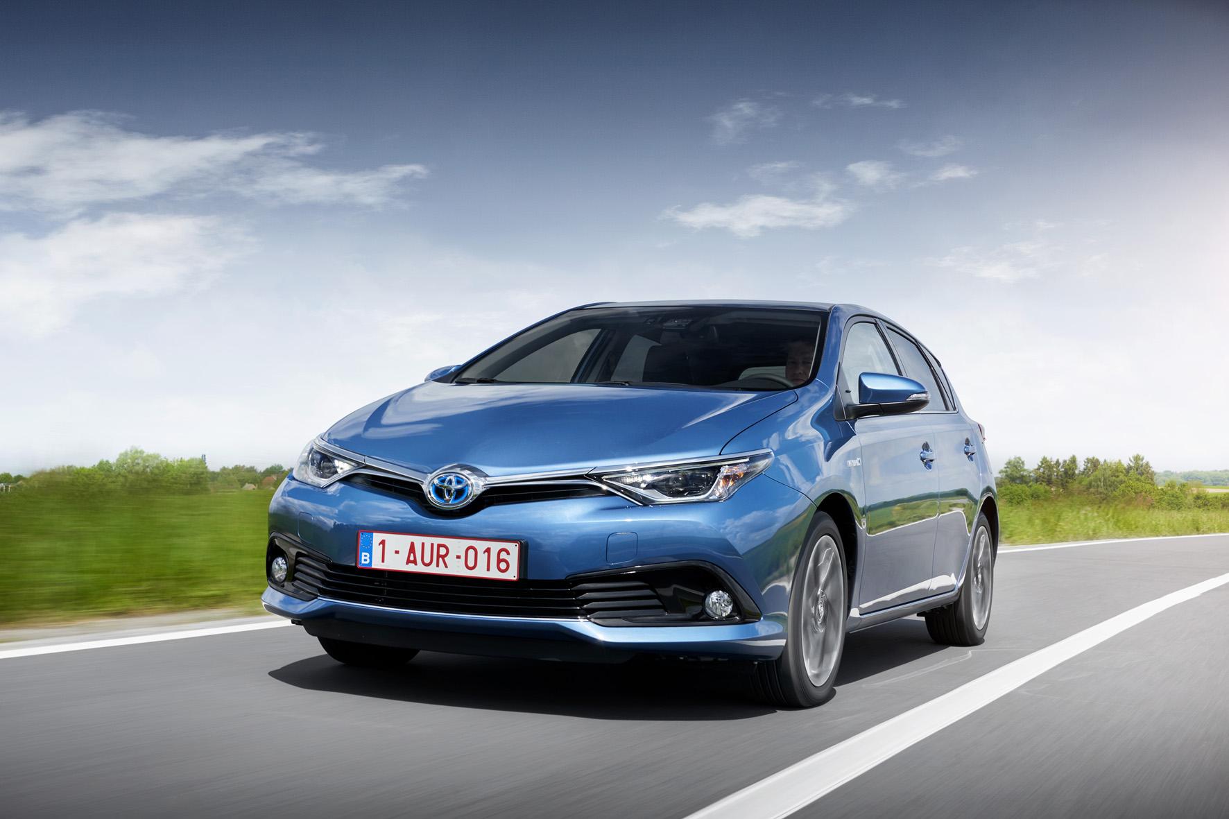 Toyota Auris: Offensive Qualität