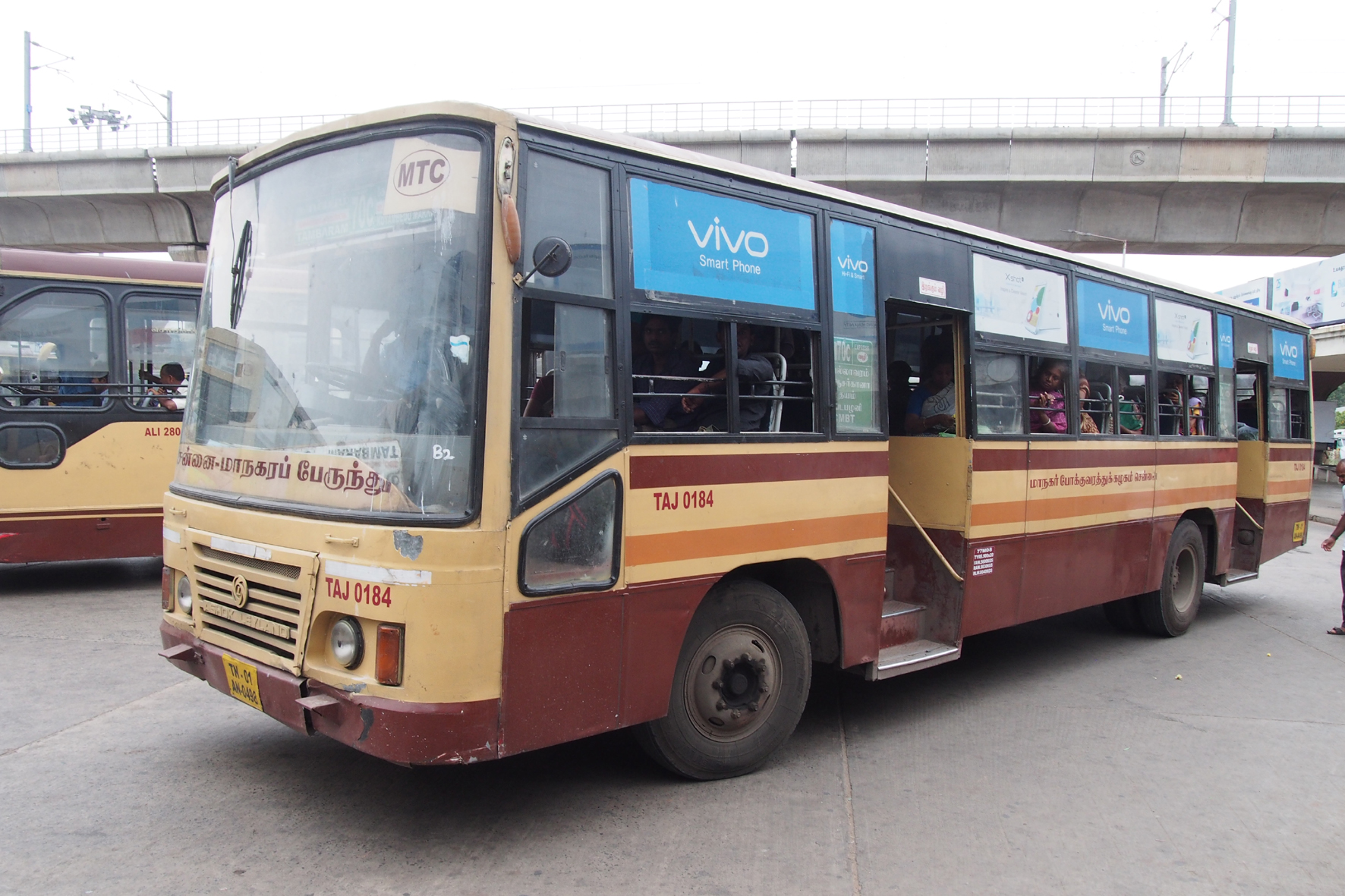 Daimler: Neue Omnibusse für Indien