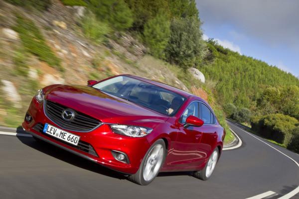 Airbag-Ärger: Mazda ruft 1,6 Millonen Autos zurück