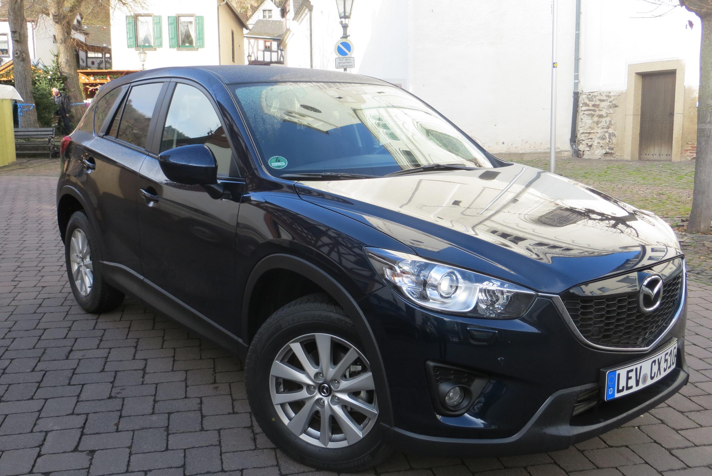 Mazda CX-5: Solider Alleskönner
