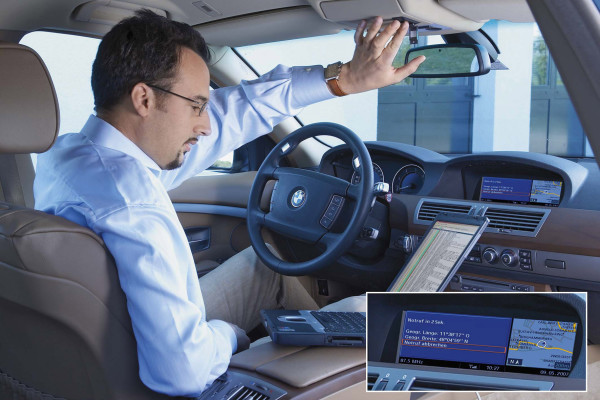 Crash-Test für Auto-Assistenzsysteme angesagt