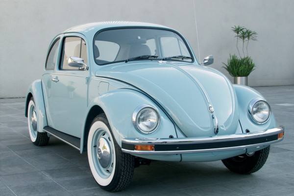Wer bietet mehr? Eine Million Euro für einen VW Käfer