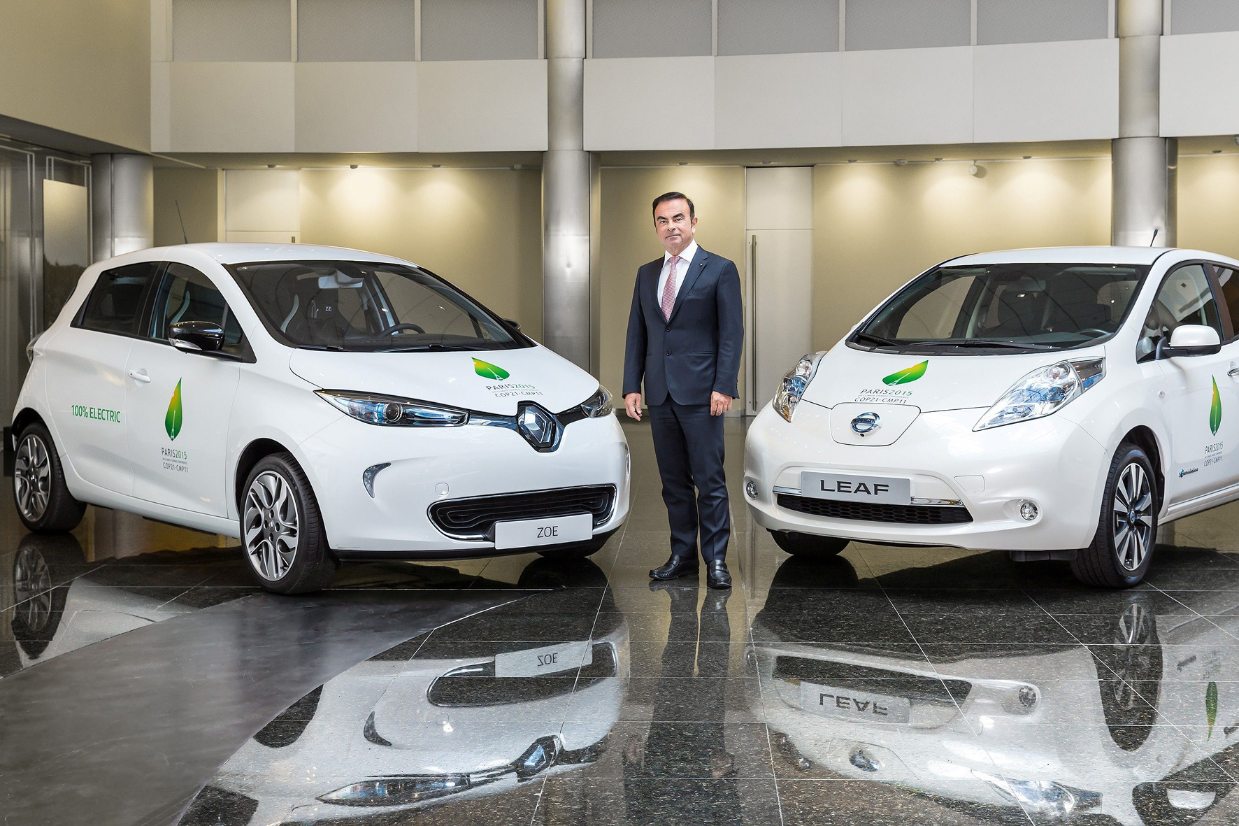 Renault-Nissan: Jubiläum für die Elektro-Flotte