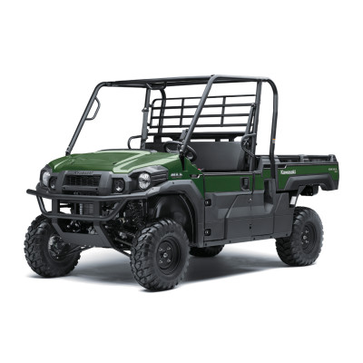 Kawasaki überarbeitet Quad-Serie
