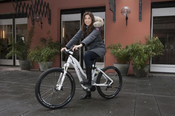Auch Fahrräder müssen zur Inspektion