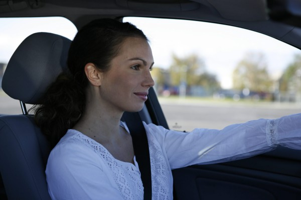 Flirten im Auto ist Männersache