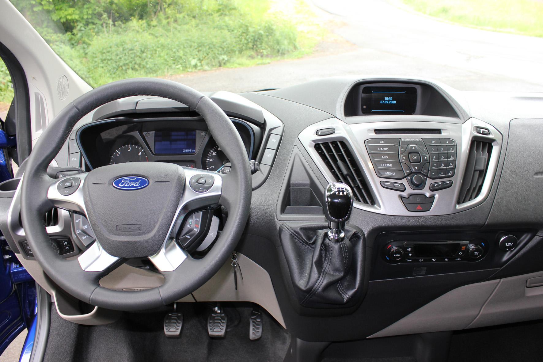Wohnmobil Ford Tourneo Euroline: Multi-Talent für Alltag und Freizeit