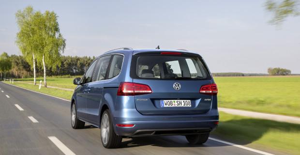 VW Sharan: Apps und Assistenten zum Jubiläum