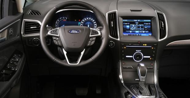 Ford Galaxy: Ein Hauch von Luxus auf sieben Sitzen
