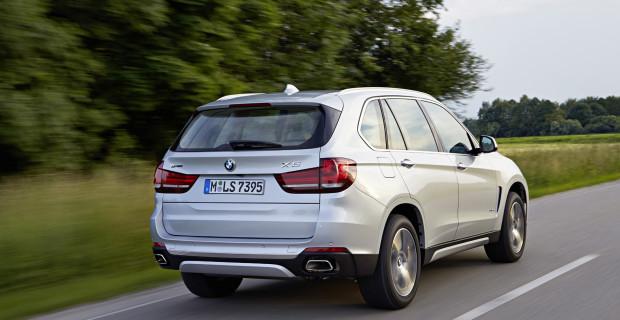 BMW X5 eDrive elektrisiert