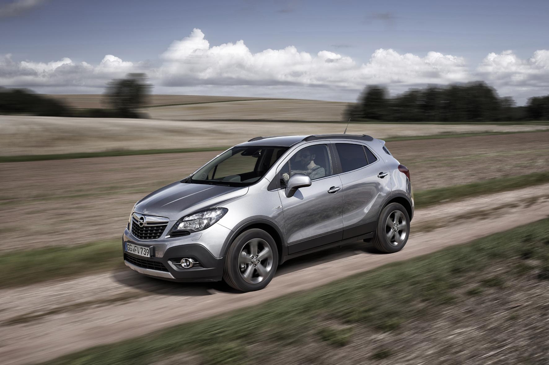 Neues Einstiegsmodell für den Opel Mokka - Magazin