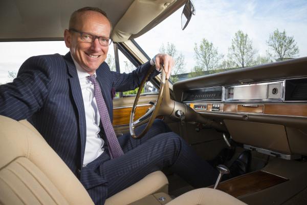 Opel: Klassiker-Treffen - Der Chef fährt selbst vor