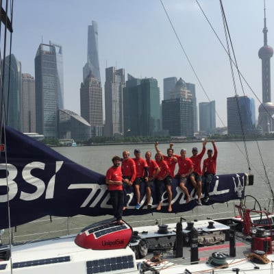 Maserati segelt zum Weltrekord