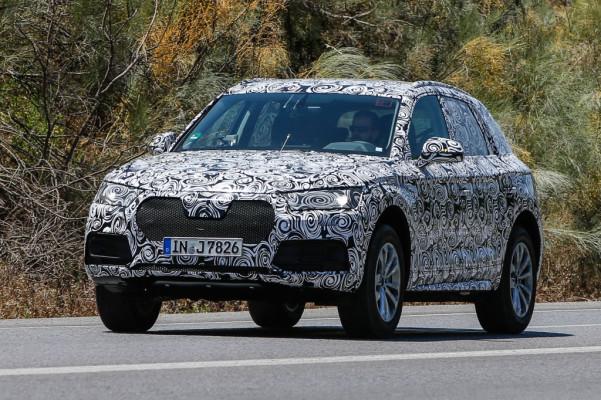 Der neue Audi Q5 baut auf die MLB-Architektur, welche er sich mit dem Audi A4 teilt.