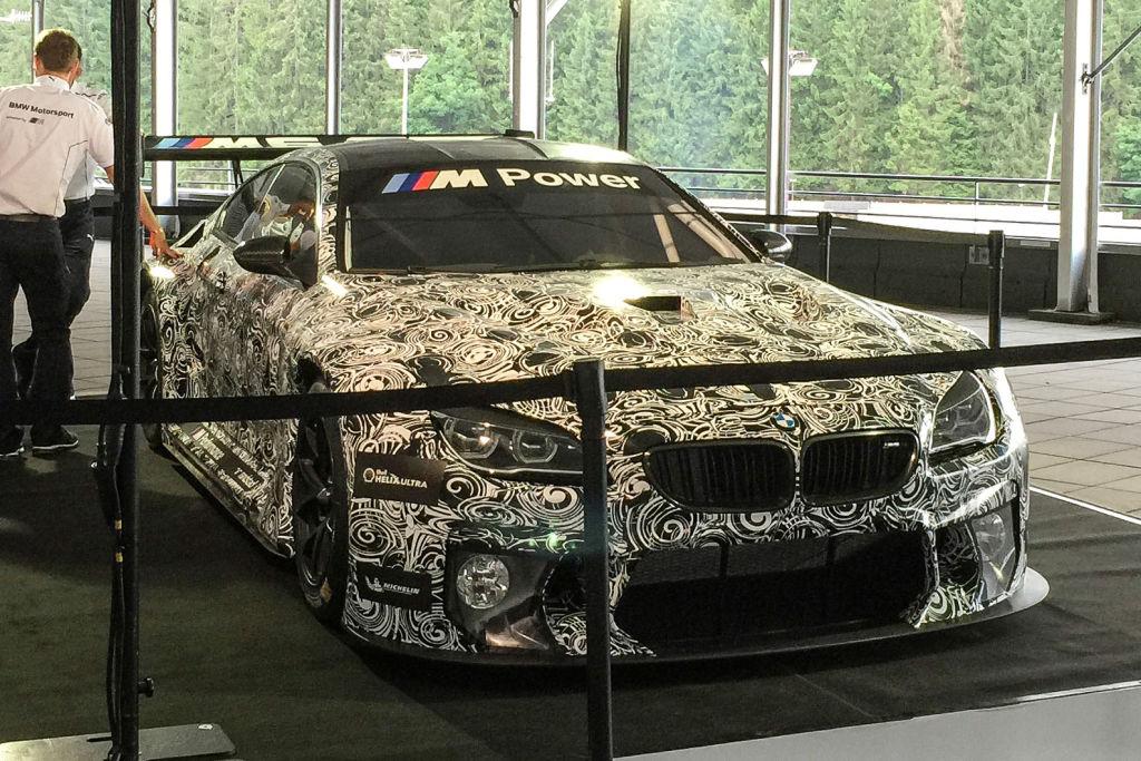 Der Serien-M6 wurde optimiert und effizienter, sowie wartungsfreundlicher gestallet, um den Kundensport attraktiv zu halten.