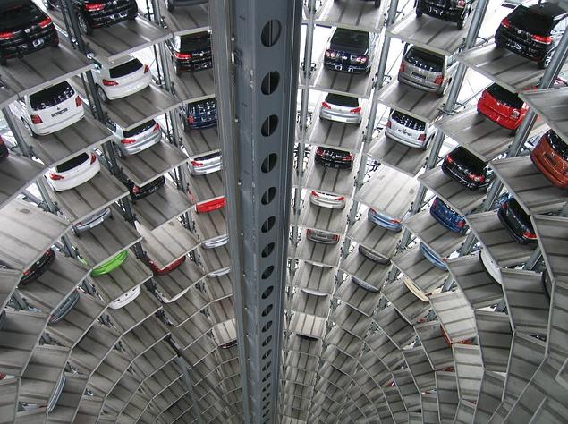 Studie: Top-Arbeitgeber Automobilbranche