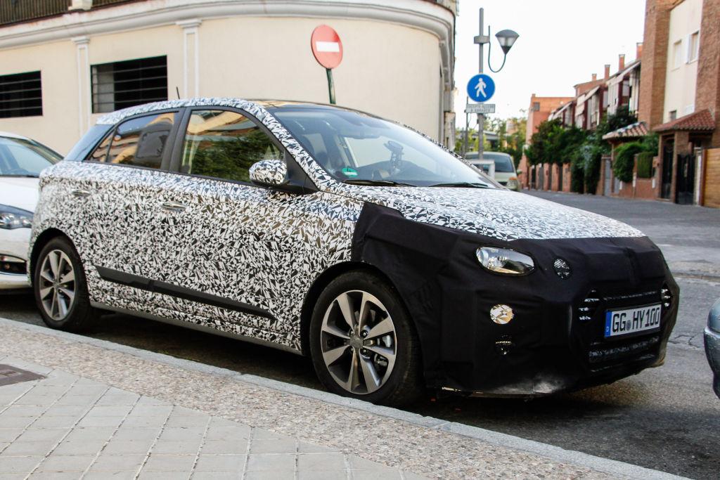 Der Hyundai i20 Turbo folgt dem i30 Beispiel, welcher ebenfalls mit einem....