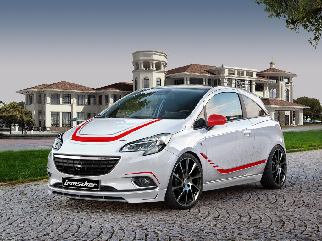 Opel Corsa von Irmscher