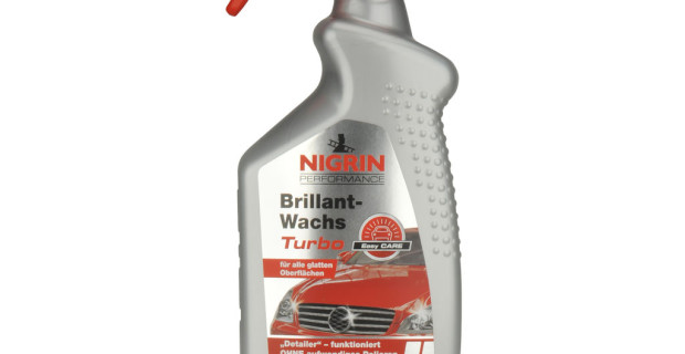 NIGRIN Performance Brillant-Wachs Turbo, 500 ml, ab 8,99 Euro