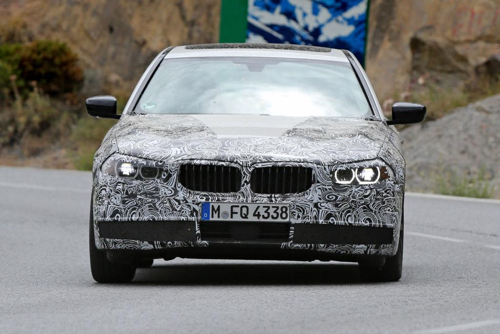 Seit 2008 wird das BMW-Design konsequent an der BMW Vision ConnectedDrive Studie gemessen.